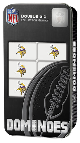 NFL Dominoes Game - Minnesota Vikings