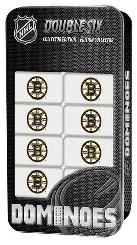 NHL Dominoes Game - Boston Bruins