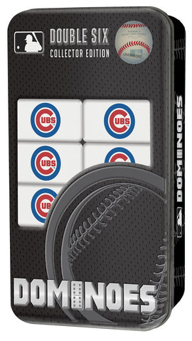 MLB Dominoes Game - Chicago Cubs