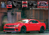 2015 Chevrolet Camaro Z/28 - A Star is Reborn - 1000 Piece Jigsaw Puzzle - Games2Puzzles