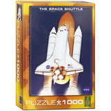 The Space Shuttle Atlantis - 1000 Piece Jigsaw Puzzle