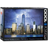 New York City - World Trade Center - 1000 Piece Jigsaw Puzzle