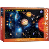 The Planets - 1000 Piece Jigsaw Puzzle