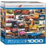 Dodge Advertising Collection - 1000 Piece Jigsaw Puzzle