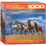 Over the Top - 1000 Piece Jigsaw Puzzle