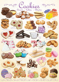 Cookies - 1000 Piece Jigsaw Puzzle
