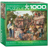 The Incredible Shrinking Machine - 1000 Piece Jigsaw Puzzle