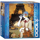 Paris Adventure - 1000 Piece Jigsaw Puzzle