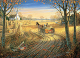 Harvest Time - 1000 Piece Jigsaw Puzzle