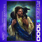 The Good Shepherd - 1000 Piece Jigsaw Puzzle