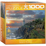 Spivy Point - 1000 Piece Jigsaw Puzzle