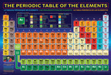 The Periodic Table of the Elements - 200 Piece Jigsaw Puzzle