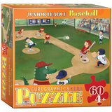 Junior League - Baseball - 60 Piece Jigsaw Puzzle
