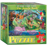 The Jungle Book - 35 Piece Jigsaw Puzzle