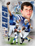 NFL Indianapolis Colts - Andrew Luck - 100 Piece Jigsaw Puzzle