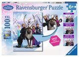 Disney Frozen - The Frozen Difference - 100 XXL Piece Jigsaw Puzzle