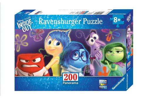 Disney Inside Out - Emotions - 200 Piece Jigsaw Puzzle