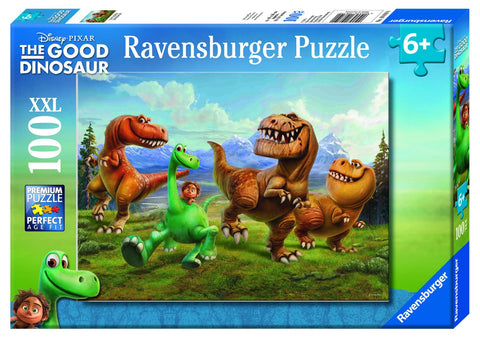 Disney The Good Dinosaur - Here We Are! - 100 XXL Piece Jigsaw Puzzle