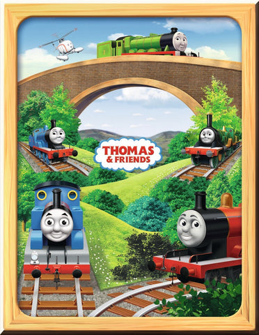 Thomas & Friends - Photo Frame 48 Piece Jigsaw Puzzle