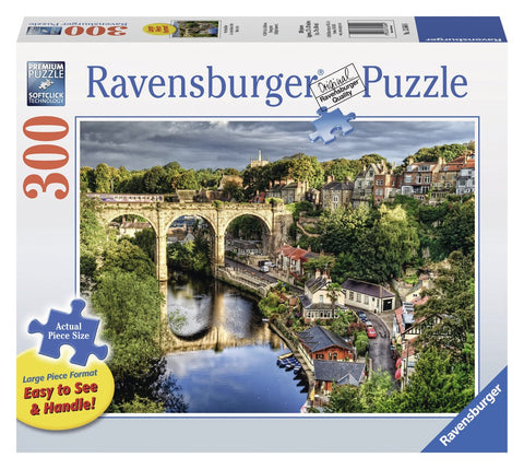 Over the River - 300 Large Piece Jigsaw Puzzle