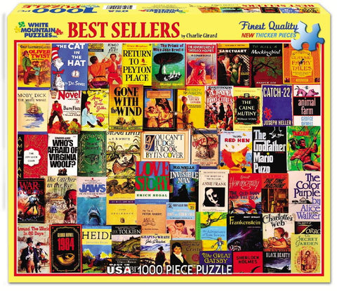 Best Sellers - 1000 Piece Jigsaw Puzzle
