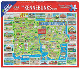 The Kennebunks Maine - 1000 Piece Jigsaw Puzzle