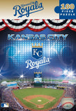 MLB Kansas City Royals - 100 Piece Jigsaw Puzzle