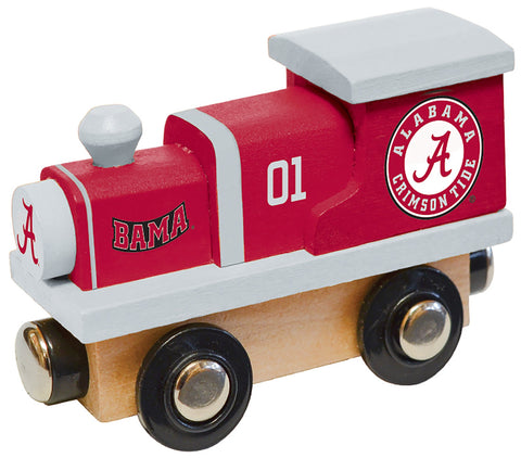 NCAA University of Alabama - Wood Train