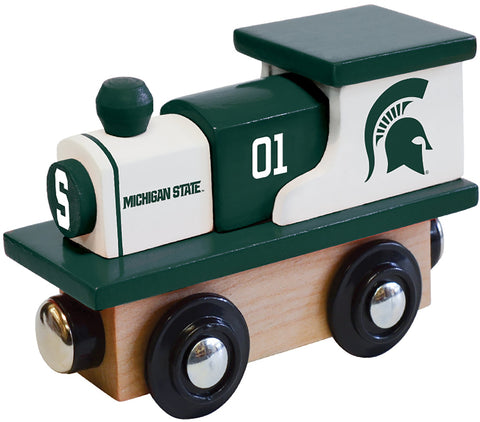 NCAA Michigan State University - Wood Train