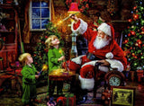 The Wonder of Christmas Morning - 1000 Piece Jigsaw Puzzle