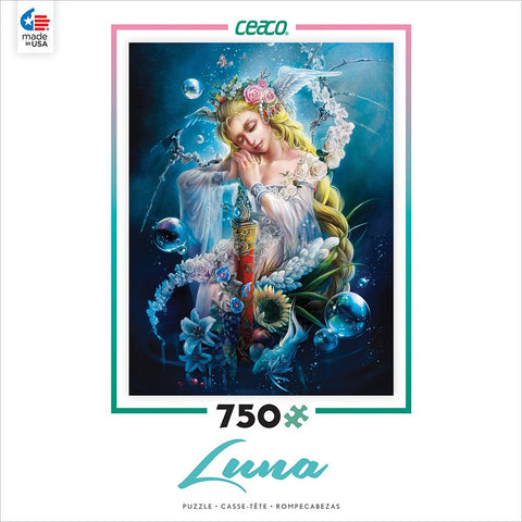 Luna - Heaven's Door - 750 Piece Jigsaw Puzzle