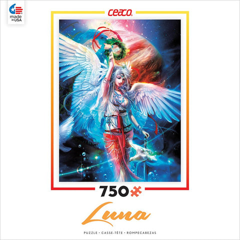 Luna - Victory Prayer - 750 Piece Jigsaw Puzzle