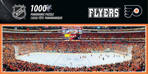 NHL Philadelphia Flyers - 1000 Piece Jigsaw Puzzle