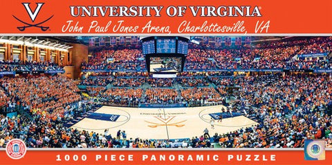 NCAA University of Virginia - 1000 Piece Jigsaw Puzzle