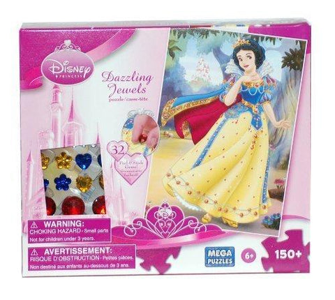 Disney Dazzling Snow White - 150 Piece Jigsaw Puzzle