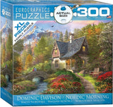 Nordic Morning - 300 Large Piece Jigsaw Puzzle