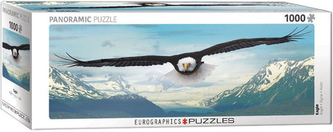 Eagle - 1000 Piece Jigsaw Puzzle