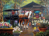 City Market - 1000 Piece Jigsaw Puzzle