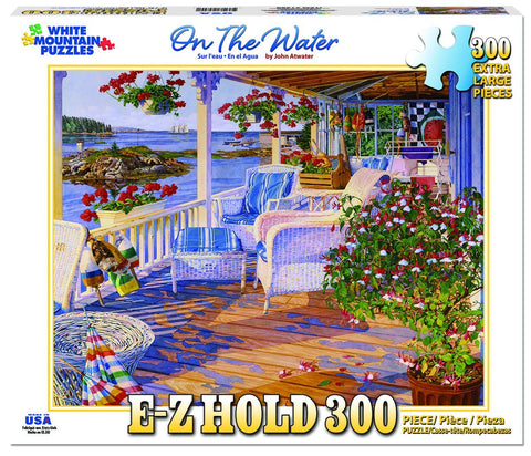 On The Water - 300 Piece EZ Grip Jigsaw Puzzle