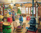 Jigsaw Puzzle Image - 1000 pc Old Fashioned General Store