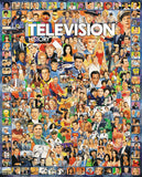 Jigsaw Puzzle Image - 1000 pc Television Stars