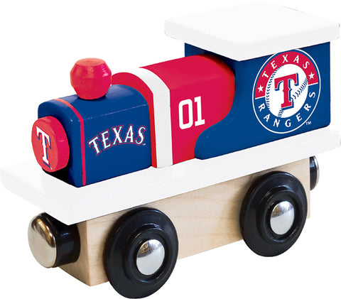 MLB Texas Rangers - Wood Train