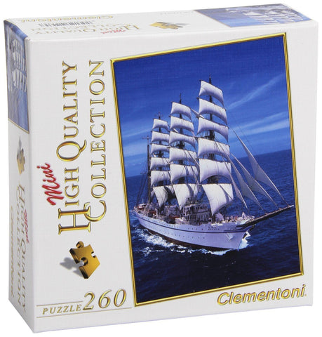 Sailing Ship - 260 Piece Jigsaw Puzzle