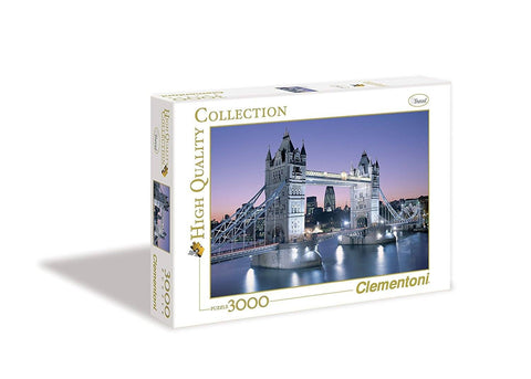 London Tower Bridge - 3000 Piece Jigsaw Puzzle