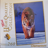 Tiger - 260 Piece Jigsaw Puzzle