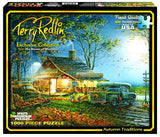 AUTUMN TRADITIONS - 1000 Piece Jigsaw Puzzle - Games2Puzzles