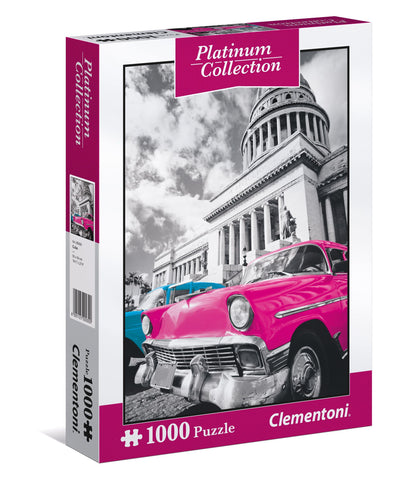 Platinum Collection - Cuba - 1000 Piece Jigsaw Puzzle
