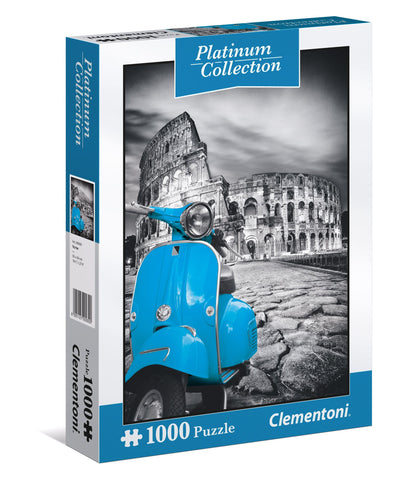 Platinum Collection - The Colosseum - 1000 Piece Jigsaw Puzzle