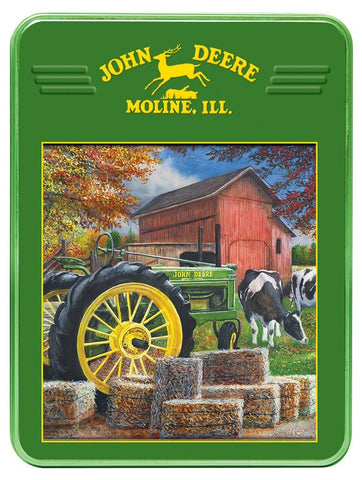 John Deere - Old Friends - 1000 Piece Jigsaw Puzzle