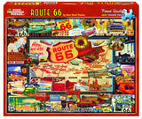 ROUTE 66 - 1000 Piece Jigsaw Puzzle